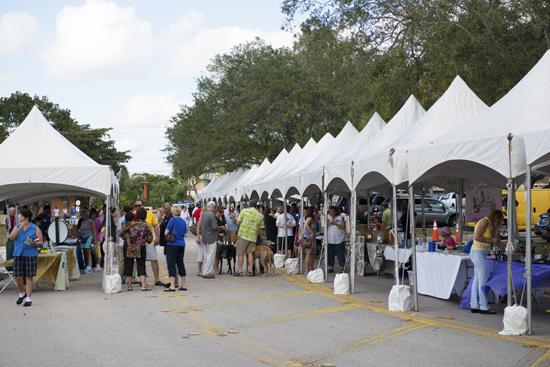 BizArt Festival 2013 in Coral Springs