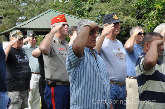 Coral Springs hosts events in honor of Veterans
