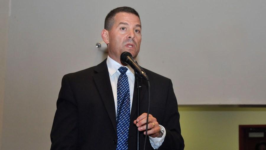 Parkland Mayor Michael Udine