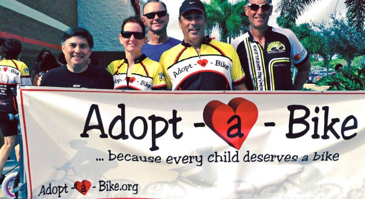 Adopt-a-Bike Teaches Bicycle Safety to Coral Springs School