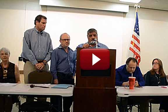 Sun Sentinel and Broward Beat Writer Speak at Democratic Meeting