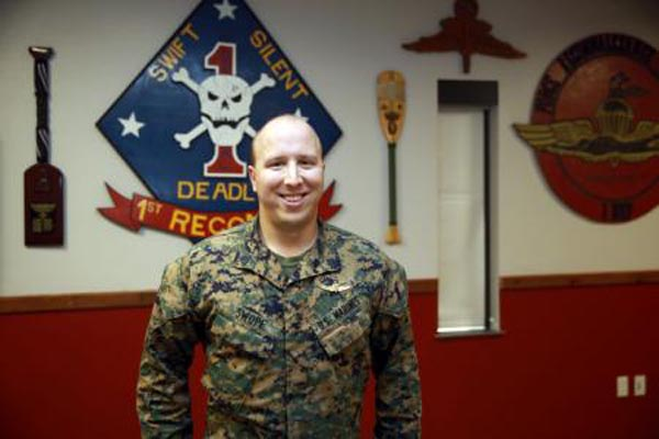 Coral Springs Marine Achieves Higher Education in Midst of Deployment