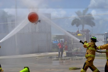 Coral Springs High School Fire Academy