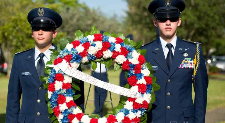 Coral Springs Commemorates Memorial Day with Special Service