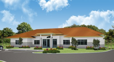 New Safety Town Building