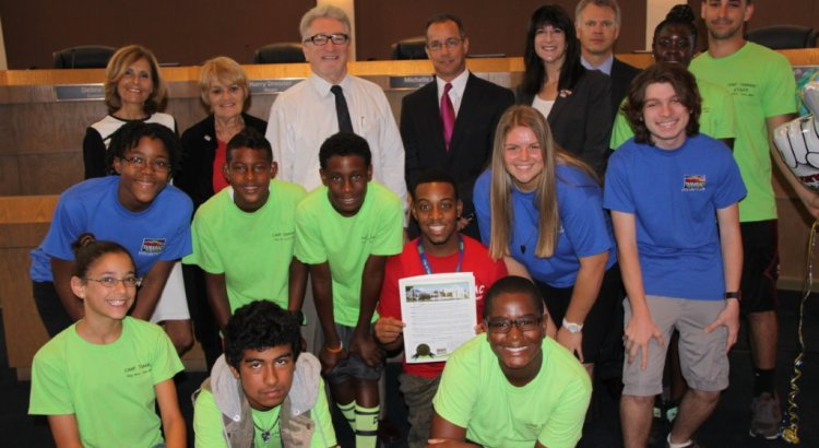 City of Tamarac Creates Program for Broward County Teens to Earn Service Hours
