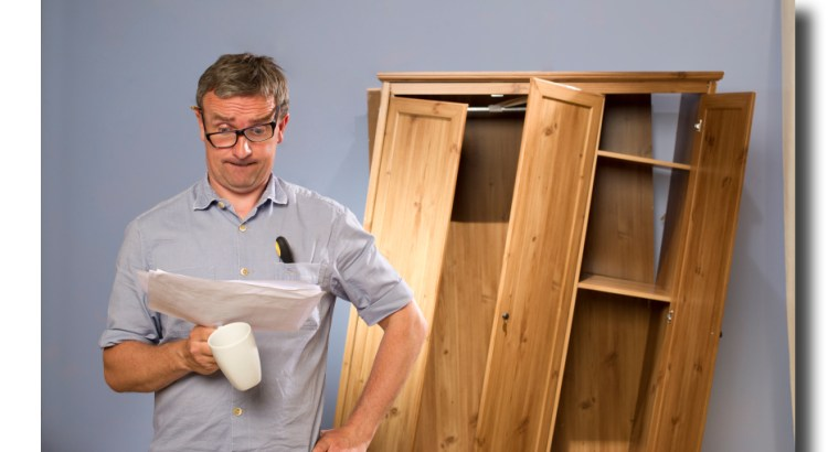 IKEA: Every Non-Handy Person's Nightmare