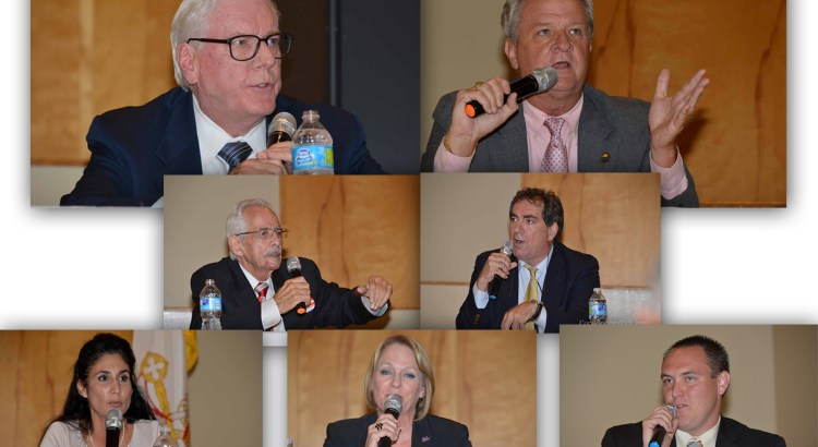 Coral Springs Candidates Talk, and Some People Showed Up to Listen