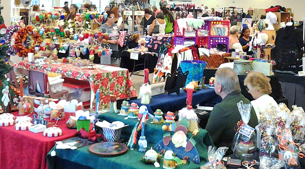 Huge Craft Shows Being Held In Coral Springs This Month