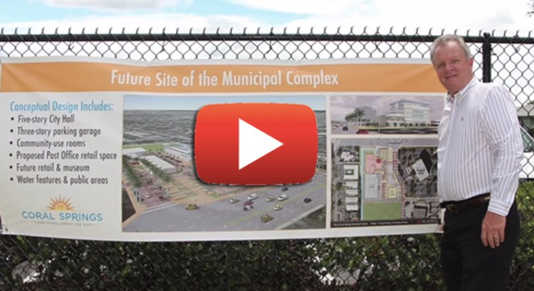 Commissioner Tom Powers Discusses Downtown Complex in Latest Video