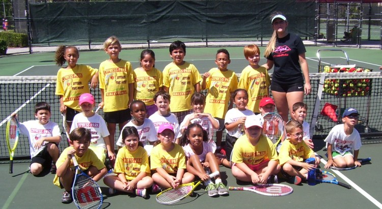 All Ages Invited to Make a Racquet in 2016 with Tennis Lessons