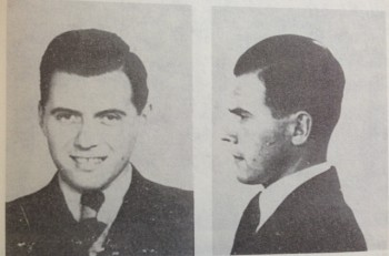 Dr. Josef Mengele taken around 1938
