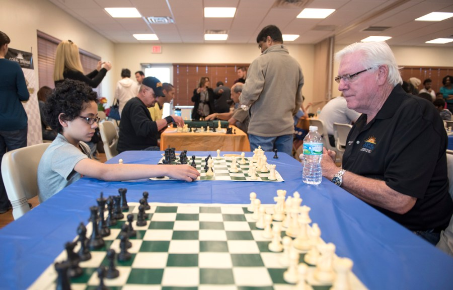 Mayors Chess Challenge Coral Springs - Photo by Adam Baron