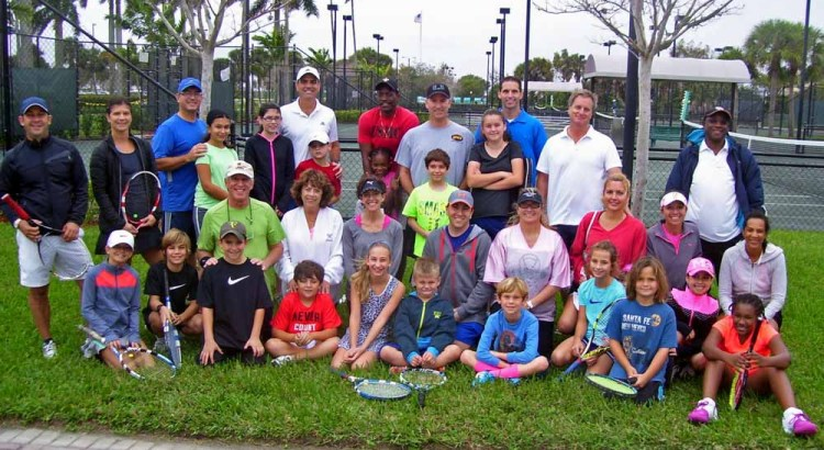 Coral Springs Tennis Round Robin Winners Announced