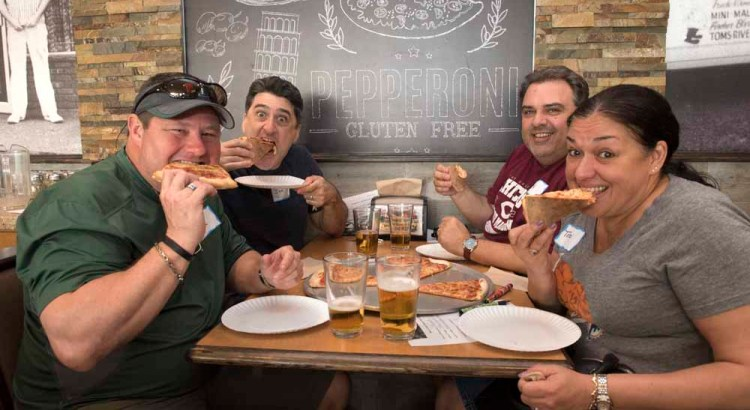 Judges Decide the Best of Coral Springs Pizza Contest
