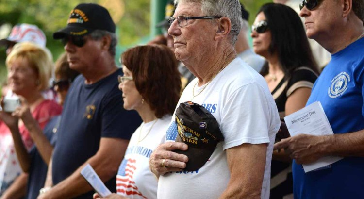 City Commemorates Memorial Day with Special Service