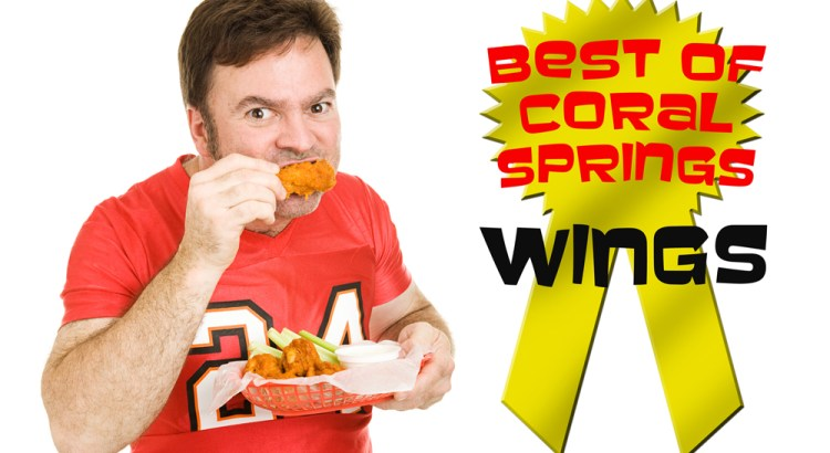 POLL: Vote for Your Favorite Wings in the Springs