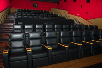 King Size Recliners at the Regal Magnolia Place in Coral Springs