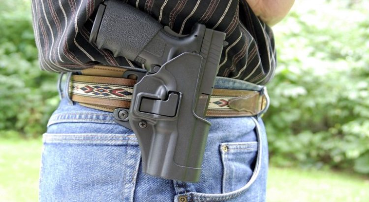 "Sheriff Speaks Out – Says ""Open Carry"" Bad Idea for Florida"