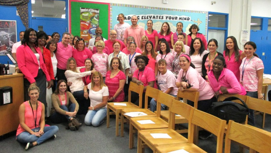 Coral Springs Middle School Teachers invite all incoming sixth graders to the 2016-2017 school year.