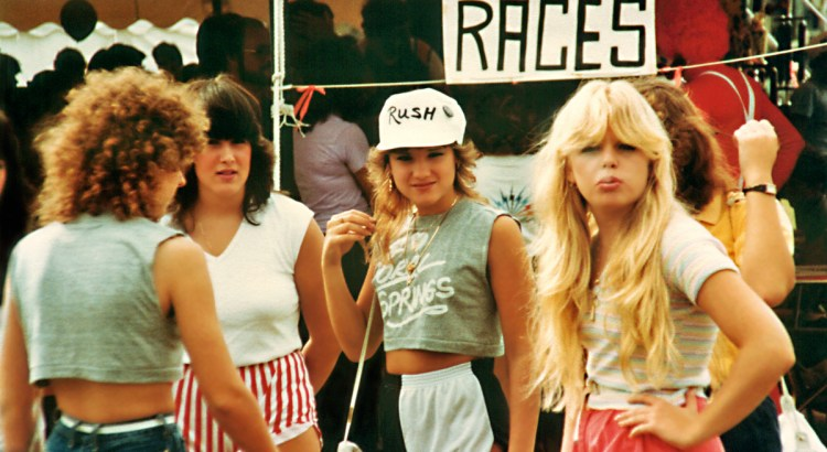 Photos Will Take You on a Trip Back to the 1980's