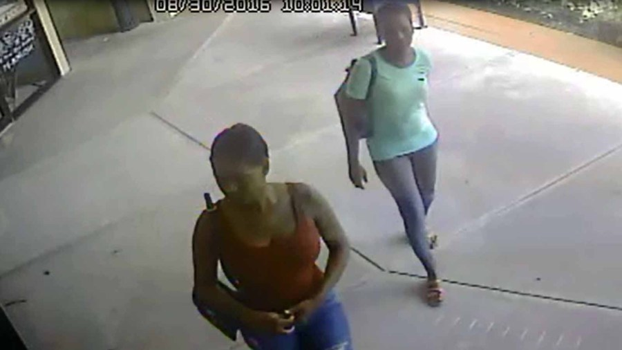Help identify these women