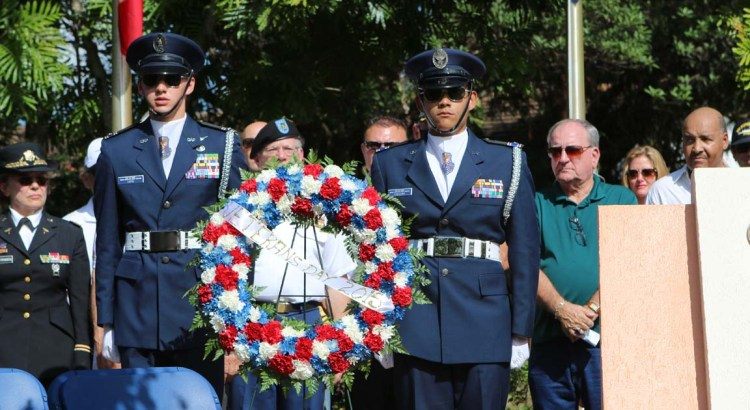 Coral Springs Honors Veterans on November 11