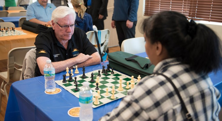 Mayor's Chess Challenge Heads Back to Coral Springs
