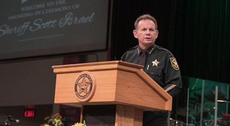 Sheriff Israel: Mental Illness is Not a Crime