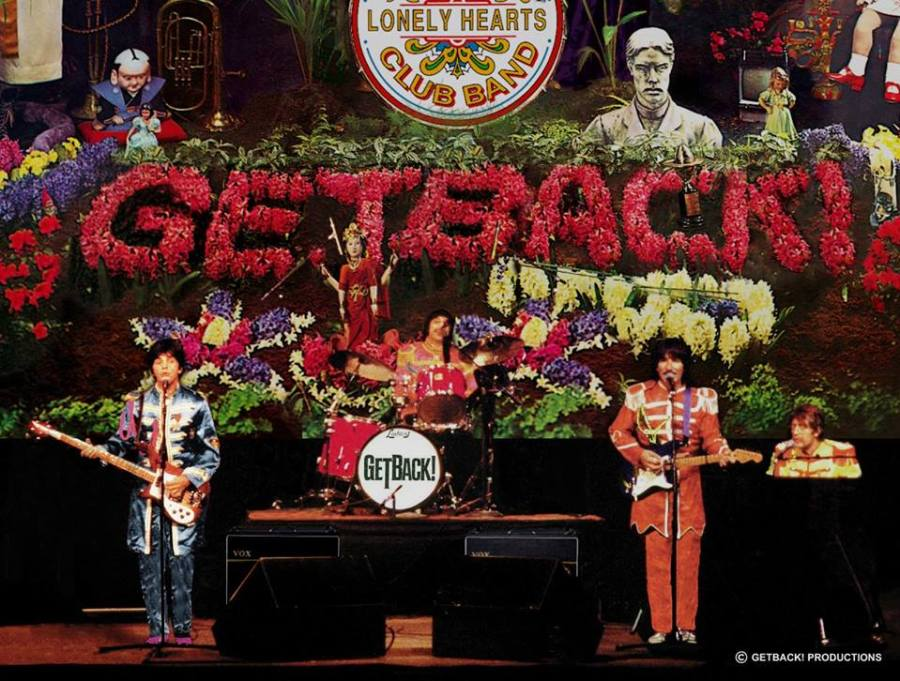 GetBack! The Beatles Experience Live
