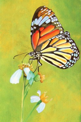 """Butterfly"" by Coral Springs artist Chris Cruz"