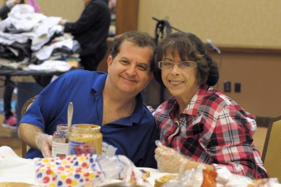 Temple Beth Orr Mitzvah Day 2016.