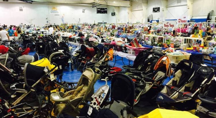 Never Pay Full Retail for Kid's Stuff Again at Huge Consignment Sale