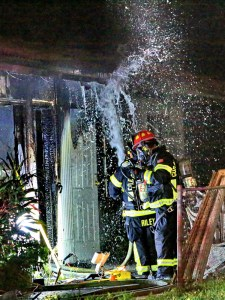 Families Displaced after Fire in Coral Springs Fourplex
