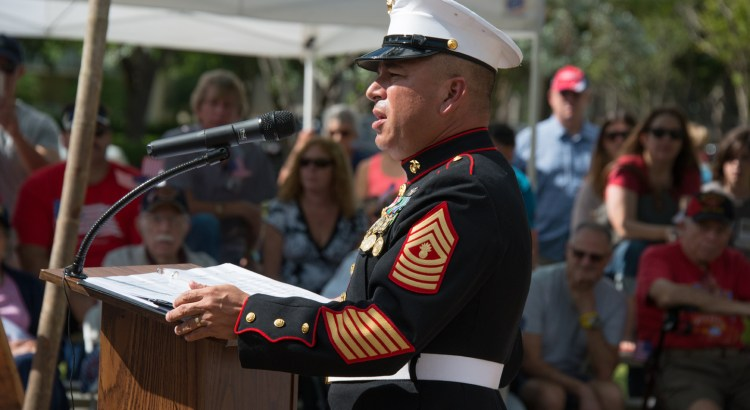 Photos from the Coral Springs Veteran's Day Ceremony