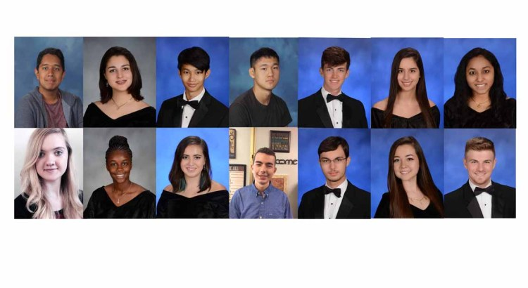 Local National Merit Semifinalists Announced