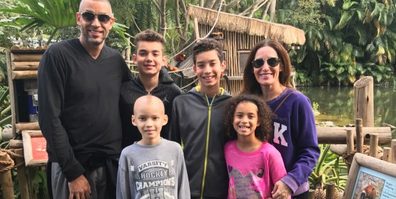 Friends Organize Tournament to Raise Funds for 9-Year-Old's Fight Against Leukemia