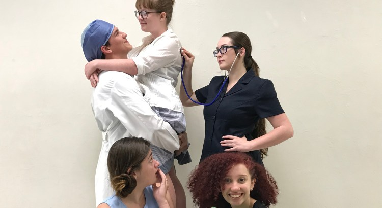 Coral Glades High School Drama Presents 'The Clean House'