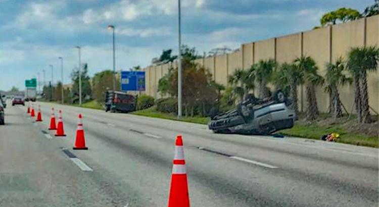 Fatal Crash Closes Sawgrass Expressway