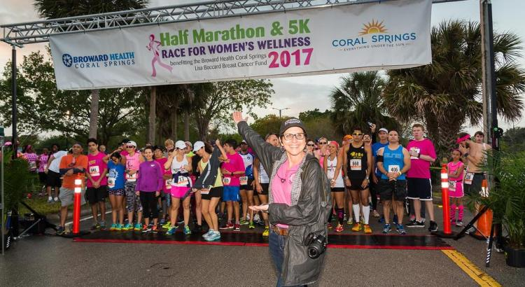 """""""Run with Us. Save a Life"""" at This Year's 12thAnnual Race for Women's Wellness"""