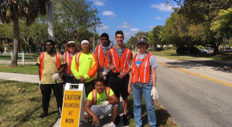 Earn Service Hours: Volunteers Needed to Help Beautify Coral Springs