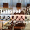 Storying organisations Relational Leadership course