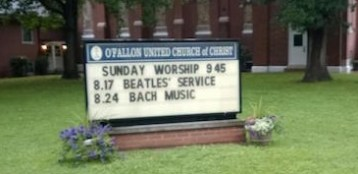 Only 7 minutes of Beatles music?