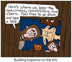 Beyond the Ark by Doug Michael