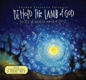 Behold the Lamb of God – Andrew Peterson Less a Christmas album and more a tour through the Bible about the coming of Christ. Looking forward to hearing this album performed live this week.