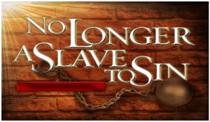 No-Longer-Slave to sin