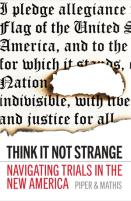 think-it-not-strange
