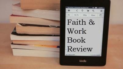 faith work book review