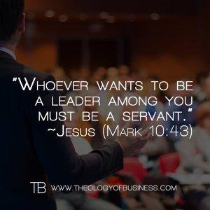 Servant Leadership Quote
