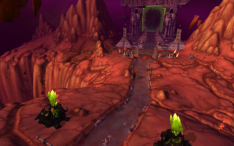Hellfire Peninsula Coraths Blog